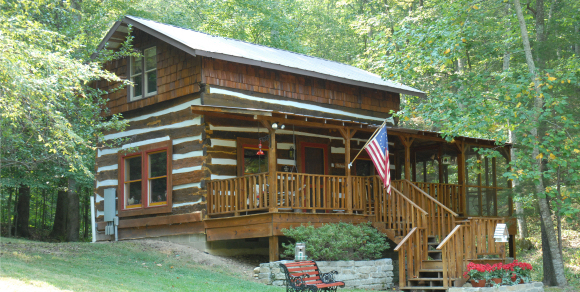Genial Log Cabin Rental